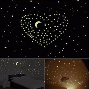 Sticker dán tường phát sáng trong đêm HPM36Star - 4
