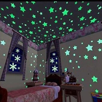 Sticker dán tường phát sáng trong đêm HPM36Star - 3
