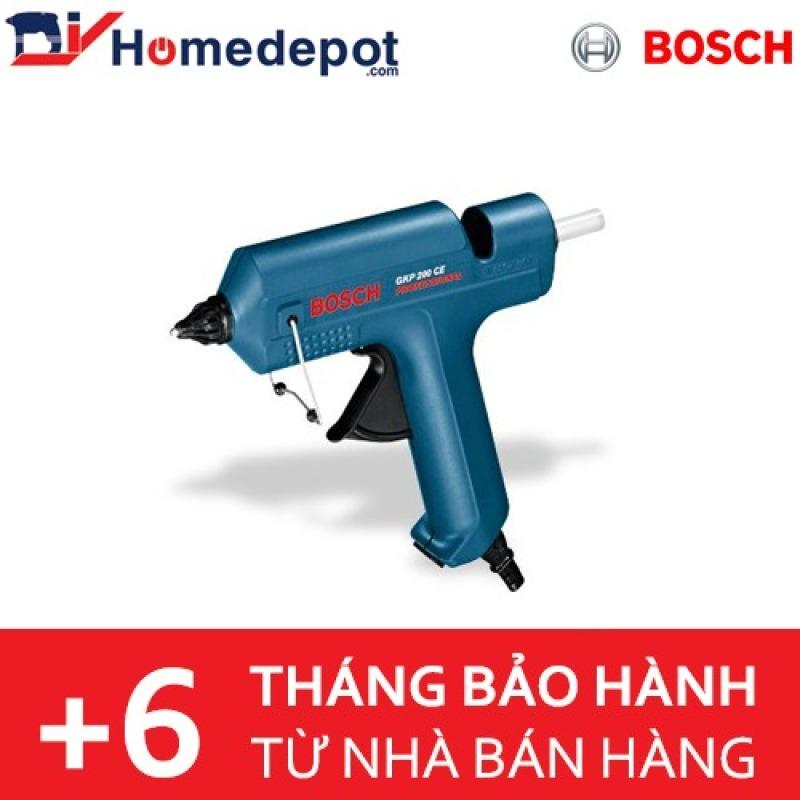 Súng dán keo Bosch GKP200CE (Xanh)