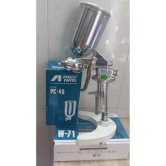 Súng phun sơn Anest IWATA W71-31G