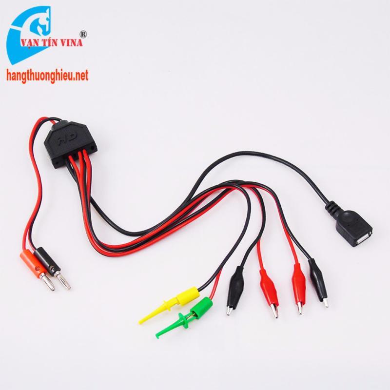 Bảng giá Tay rời đo điện máy cấp nguồn ( HD ) có USB