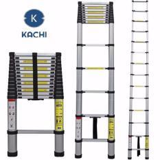Thang nhôm xếp gọn Kachi 3,8m ( 13 đốt)