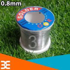 Thiếc Hàn SOLDER-Ok 0.8mm dễ dàng sử dụng - Cuộn To 100g