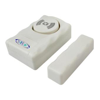 Thiết bị báo động chống trộm còi hú tại cửa ra vào SafePlus C-39 (Trắng) - 8717031 , SA734HLAW77GVNAMZ-574497 , 224_SA734HLAW77GVNAMZ-574497 , 236300 , Thiet-bi-bao-dong-chong-trom-coi-hu-tai-cua-ra-vao-SafePlus-C-39-Trang-224_SA734HLAW77GVNAMZ-574497 , lazada.vn , Thiết bị báo động chống trộm còi hú tại cửa ra vào SafePlus