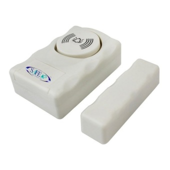 Thiết bị báo động chống trộm còi hú tại cửa ra vào SafePlus C-39 (Trắng) - 8717028 , SA734HLAA5KNCXVNAMZ-10228383 , 224_SA734HLAA5KNCXVNAMZ-10228383 , 236300 , Thiet-bi-bao-dong-chong-trom-coi-hu-tai-cua-ra-vao-SafePlus-C-39-Trang-224_SA734HLAA5KNCXVNAMZ-10228383 , lazada.vn , Thiết bị báo động chống trộm còi hú tại cửa ra