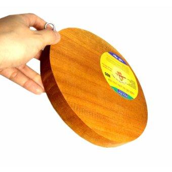 Thớt Me Sừn gỗ dày dặn (tròn)