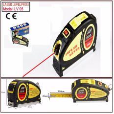Thước laser đa năng cân mực + thước kéo 5.5m