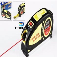 Thước ni vô laser đa năng cân bằng kèm thước kéo 5,5m HQ 4TI83