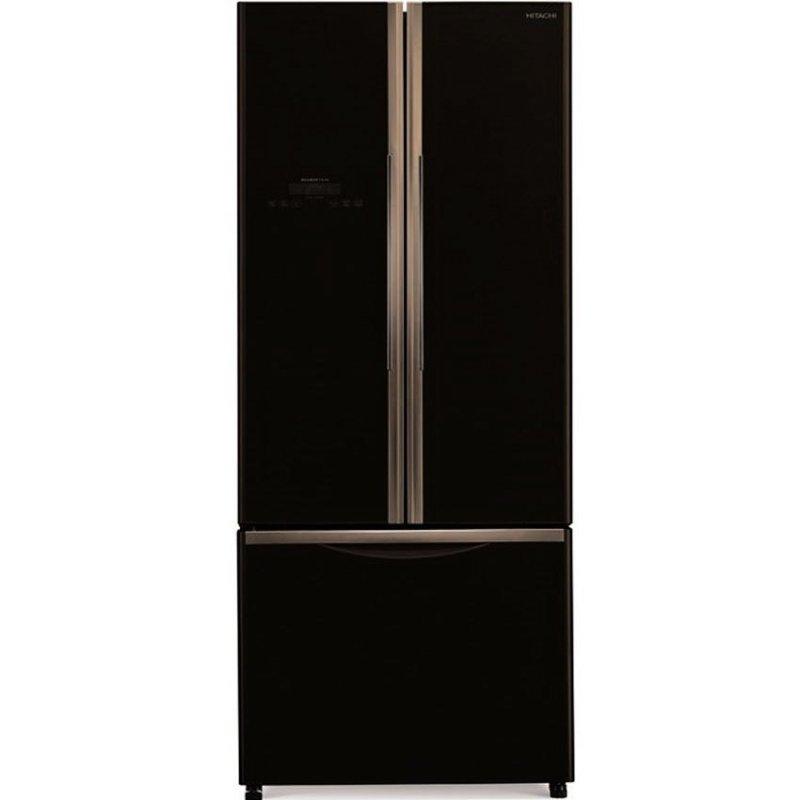 Tủ lạnh 3 cửa Hitachi R-WB475PGV2(GBK) 382L (Đen)