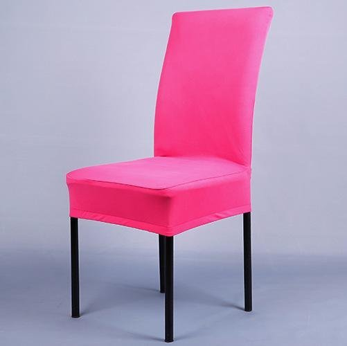 N i b n universal chair cover elastic siamesed chair cover for Chair 9 hotel