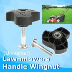Universal Lawnmowers Handle Wing Nut Power Equipment Part Wingnut for Lawn Mower - intl