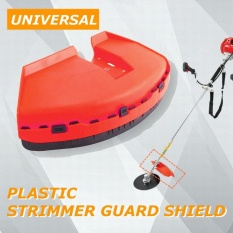Universal Plastic Brushcutter Guard Shield Various Strimmer Trimmer Brush Cutter - intl