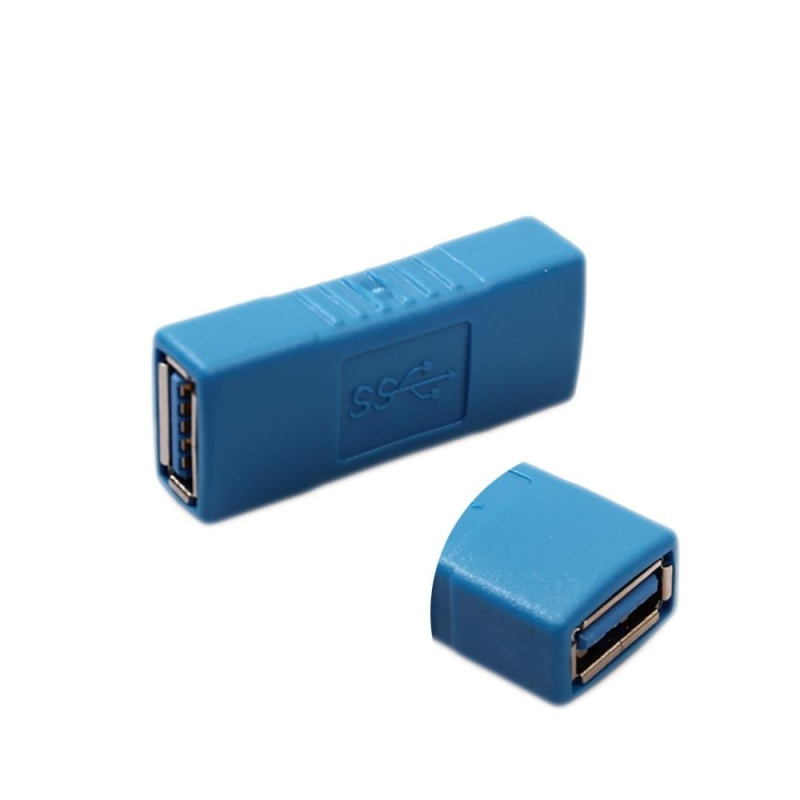 Bảng giá Mua USB 3.0 Type A Female to Female Connector Adapter Coupler Gender Changer - intl