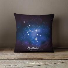 Vỏ gối trang trí, tựa lưng Sofa Tmark 16 Họa tiết cách điệu 12 chòm sao (Sagittarius)