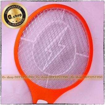 Vợt muỗi cao cấp GS420 (Nhiều màu) + tặng FREE 10 vỉ keo dính ruồi. - 2