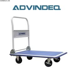 Xe đẩy hàng ADVINDEQ TL-300 ( tải trọng 300kg, bánh có chốt hãm )