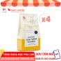 [Mã giảm giá Bán sỉ] 4 gói (2kg) Cà phê nguyên chất 100% dạng bột Chua thanh dịu dàng - Light Coffee 500gr/gói