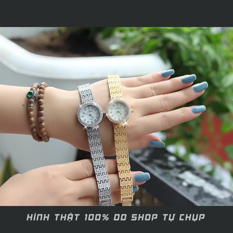 Đồng hồ nữ ROMATIC Mặt Xà Cừ Nhỏ Xinh Sang Trọng - Máy Nhật cao cấp - Tặng Kèm Pin ĐH Dự Phòng 11