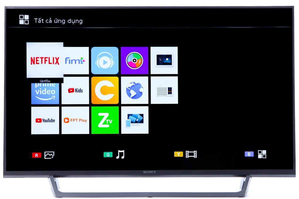 [Trả góp 0%]Smart Tivi Sony 40 inch KDL-40W660E