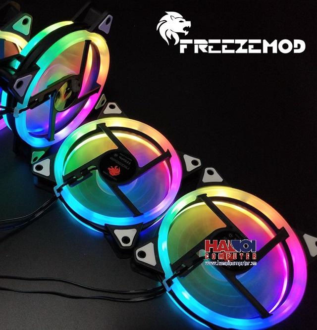 Fan Case Freezemod Extreme Digital RGB ( 3 pcs / pack )