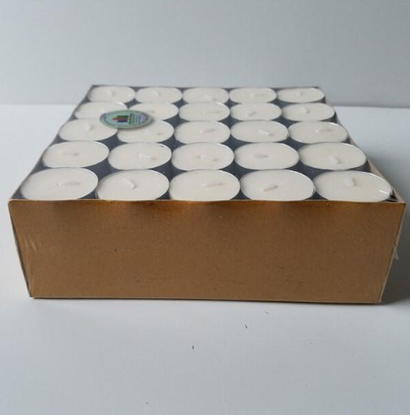Bộ đèn xông nến, tinh dầu bạc hà 10ml và 50 nến tealight cháy 4h/cái