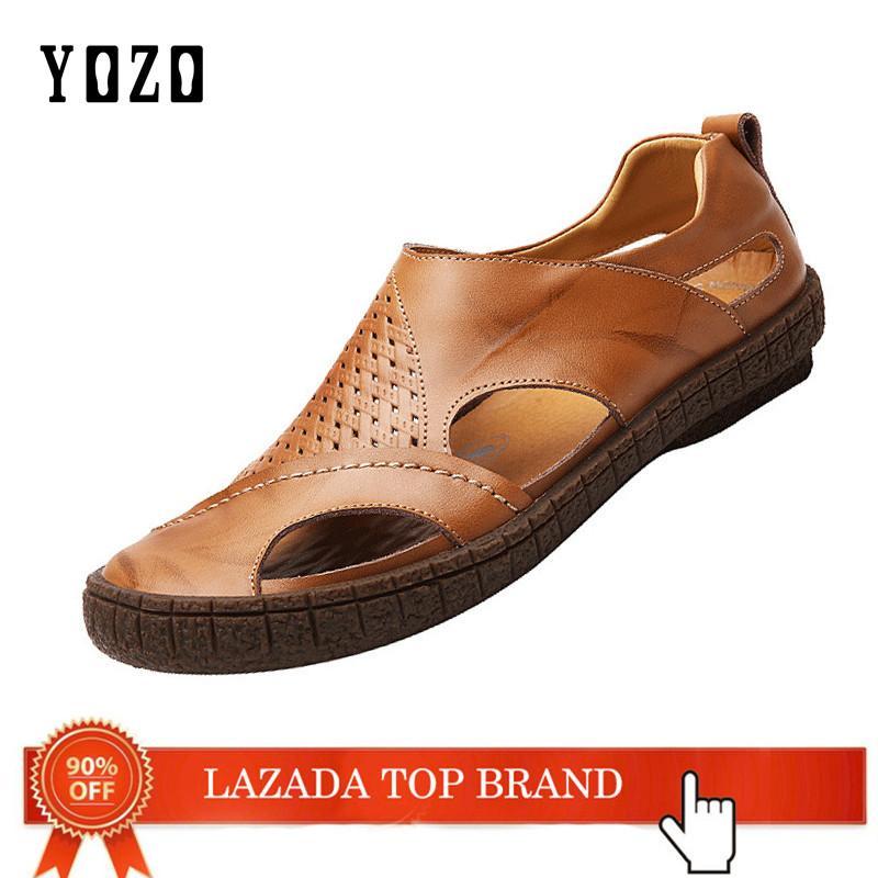 YOZO Giày mùa hè mới dành cho nam Giày thiết kế cho nam Giày nam chất lượng cao Dép Sapato Masogio Kích thước 38-44 Yards
