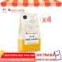 [Mã giảm giá Bán sỉ] 4 gói (2kg) cafe nguyên chất 100% dạng bột - Phối Chuẩn - Light Coffee 500gr/gói