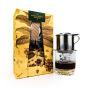 Cà Phê Chồn Nguyên Chất 100% Hương Mai Cafe Weasel Coffee Gift Box (Intense Aroma) Hương Thơm Đậm Đà - Thích Hợp Làm Quà Biếu Tặng Gồm 01 Gói Cà Phê Dạng Bột  250g + 01 Phin Inox Cao Cấp