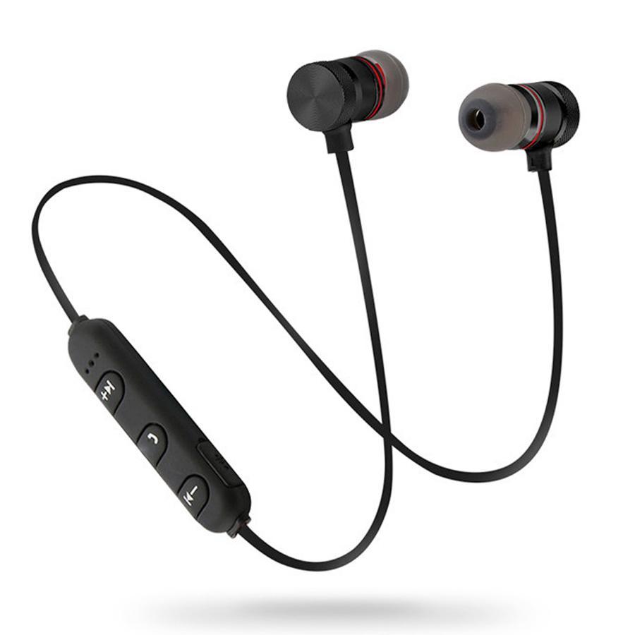 Tai Nghe Bluetooth Đầu Hút Nam Châm V4.1 - PVN234