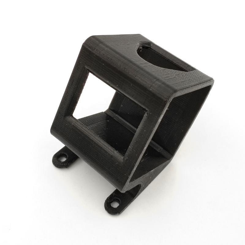 Hình ảnh 30 Degree Camera Mount Bracket Fixed Seat 20mm-40mm Mounting For Gopro Session SJCAM Multi Frame Kit Black - intl