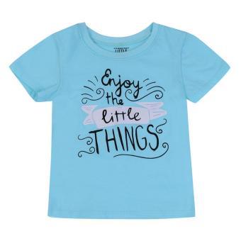 Áo thun in chữ cho bé gái - LP01_ELT - Little Princess