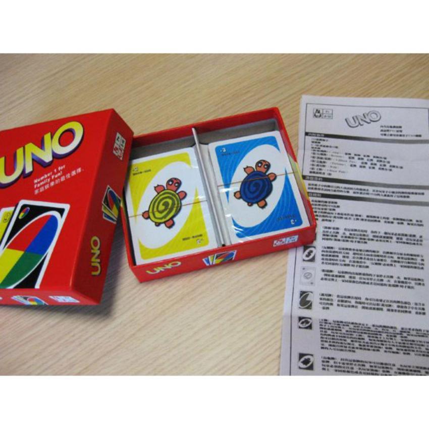 Hình ảnh Bài Uno Plastic