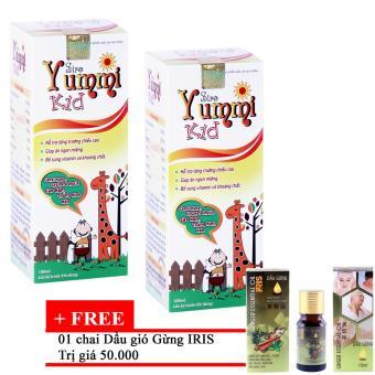 Bộ 2 chai Siro Canxi Nano Yummi KId tặng 01 chai dầu gió gừng - 8205967 , IR679TBAA6XKGWVNAMZ-12719174 , 224_IR679TBAA6XKGWVNAMZ-12719174 , 199000 , Bo-2-chai-Siro-Canxi-Nano-Yummi-KId-tang-01-chai-dau-gio-gung-224_IR679TBAA6XKGWVNAMZ-12719174 , lazada.vn , Bộ 2 chai Siro Canxi Nano Yummi KId tặng 01 chai dầu gió
