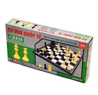 Bộ cờ vua quốc tế cỡ vừa cho 2 người chơi - 8344737 , NO007TBAA1P8D8VNAMZ-2832973 , 224_NO007TBAA1P8D8VNAMZ-2832973 , 238000 , Bo-co-vua-quoc-te-co-vua-cho-2-nguoi-choi-224_NO007TBAA1P8D8VNAMZ-2832973 , lazada.vn , Bộ cờ vua quốc tế cỡ vừa cho 2 người chơi