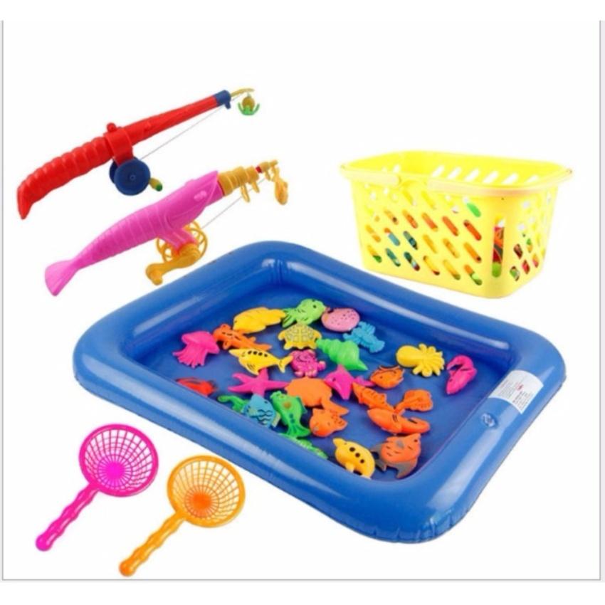 Hình ảnh Bộ đồ chơi câu cá cho bé vui hè.