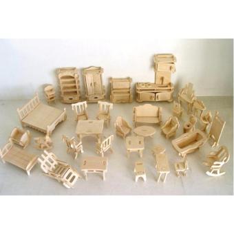 Bộ đồ chơi lắp ghép 3D bằng gỗ -AL - 8676459 , OT925TBAA35RIAVNAMZ-5514965 , 224_OT925TBAA35RIAVNAMZ-5514965 , 114000 , Bo-do-choi-lap-ghep-3D-bang-go-AL-224_OT925TBAA35RIAVNAMZ-5514965 , lazada.vn , Bộ đồ chơi lắp ghép 3D bằng gỗ -AL