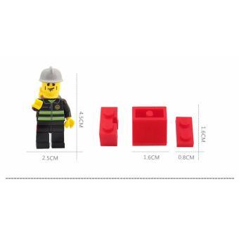 Bộ Lego xếp hình Cảnh sát cứu hỏa - 3