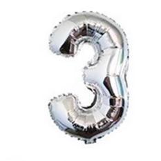 Bóng số sinh nhật (số 3)