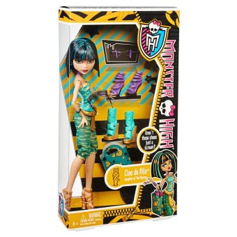 Búp bê Mattel Monster High Cleo De Nill - 10257074 , MA764TBAA0TLQWVNAMZ-1035660 , 224_MA764TBAA0TLQWVNAMZ-1035660 , 887000 , Bup-be-Mattel-Monster-High-Cleo-De-Nill-224_MA764TBAA0TLQWVNAMZ-1035660 , lazada.vn , Búp bê Mattel Monster High Cleo De Nill