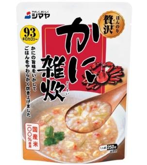 Cháo cua ăn liền cho bé SHIMAYA 250g 71005 cho bé 12m+