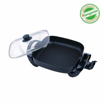 Chảo nướng, lẩu điện đa năng Kangaroo KG199 size 30x30
