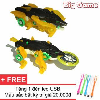 Chi���n Xa Th���n Th�� - N��� Nham Ma Long + T���ng 1 ����n Led USB