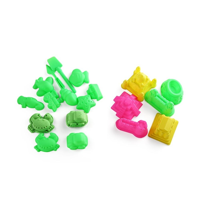 Hình ảnh Chromatic Castle Mold Space Sand Toy for Children - intl