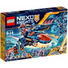 Cỗ Máy Đại Bàng Của Clay LEGO NEXOKNIGHTS - 70351 (523 chi tiết)