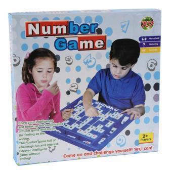 Cờ Sudoku ( luyện trí óc cho trẻ em)