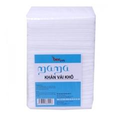 Combo 2 bịch Khăn vải khô đa năng Mama (240 chiếc/túi)