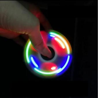 Con Quay 3 Cánh Giảm Stress Spinner Có Đèn LED Nhiều Màu