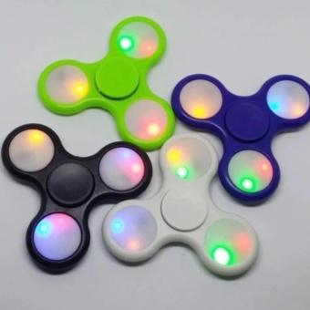Con Quay 3 Cánh Giảm Stress Spinner Có Đèn LED Nhiều Màu NNN