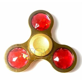 Con Quay Hand Fidget Spinner 3 cánh Đính đá màu 60-120 giây HSCB