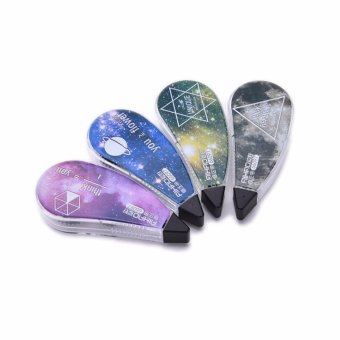Cute Sky Decorative Correction Tape School Office SuppliesCorrection - intl